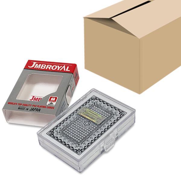일본JMB로얄카드 x1박스(12개)트럼프카드 포커 훌라