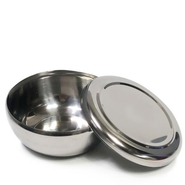 한국금속 스텐공기1P(10.5cm)합식기 업소용 공기밥