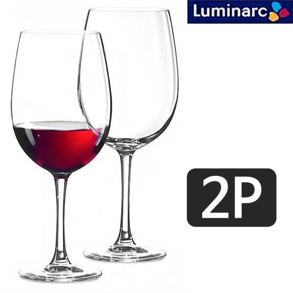 루미낙 쏘와인2P(580ml)샴페인잔 유리잔 술잔 N7941