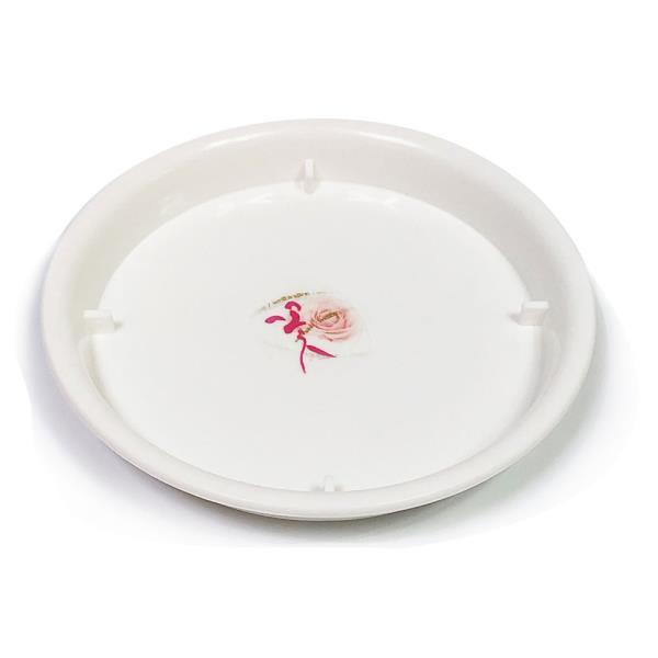 웰빙 라인원화분받침(3호16x2.5)원형받침 받침대 꽃