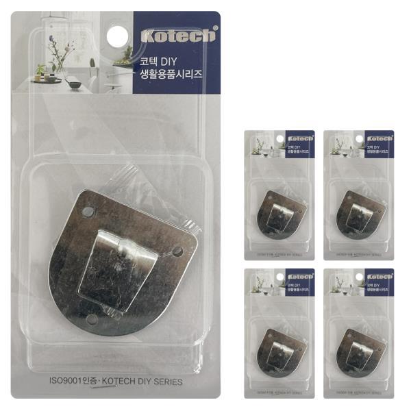 코텍 선풍기걸이 벽걸이선풍기고리(2개세트)x(5개)