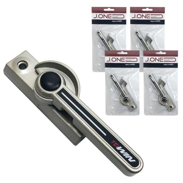 양방향 크리센트(대)x(5개) 창문 샤시 잠금장치 베란