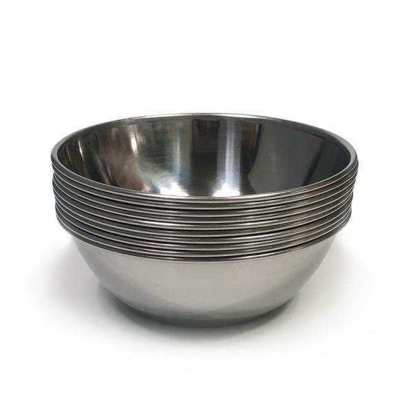 한국 후지뱅이(소13cm) x(10개)대접 그릇 국그릇 원형