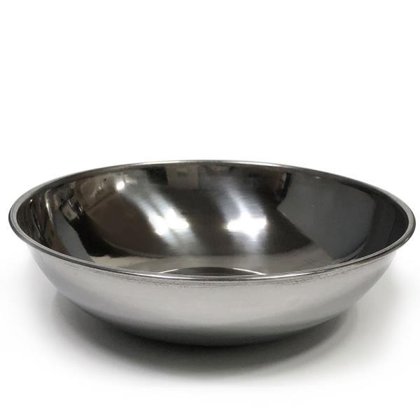 한국 후지비빔기1P (중18.7cm) 비빔그릇 스텐비빔기