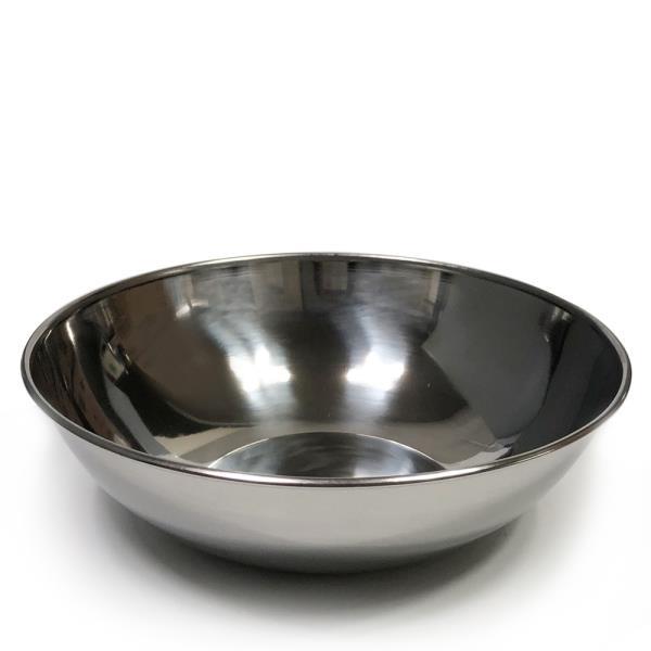 한국금속 후지비빔기1P (대20cm)비빔그릇 스텐비빔기