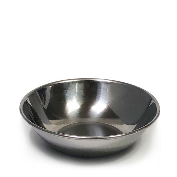 한국금속 스텐찬기1P (소12cm) 찬기 접시 식기 그릇