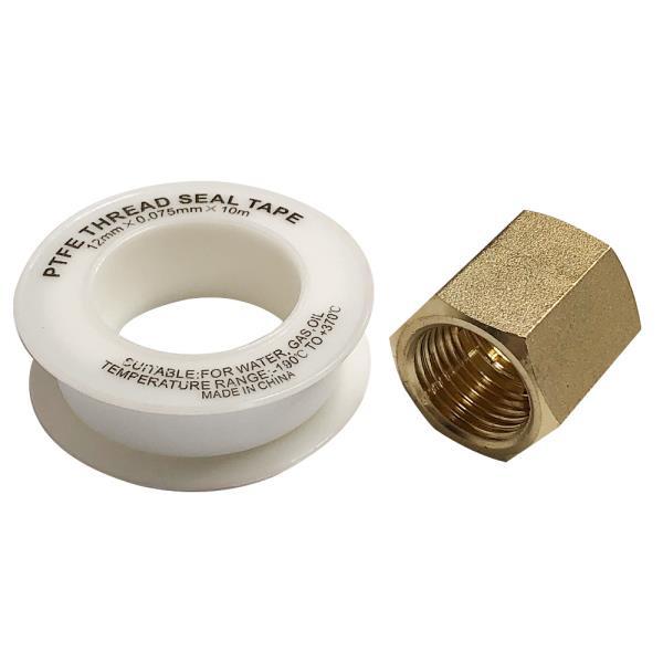 삼원 신주 소켓19mm(테이프포함) 배관 메꾸라 붓싱