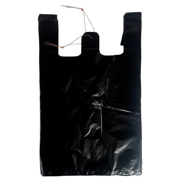 검정 비닐봉지 2호 24x28.5cm 100Px2묶음 비닐봉투