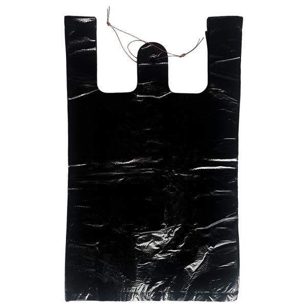 검정 비닐봉지 1호 20x24cm 100Px2묶음 비닐봉투