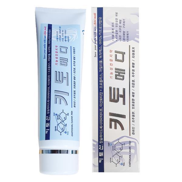아세아 키토 메디치약 220g 기능성치약 키토산치약
