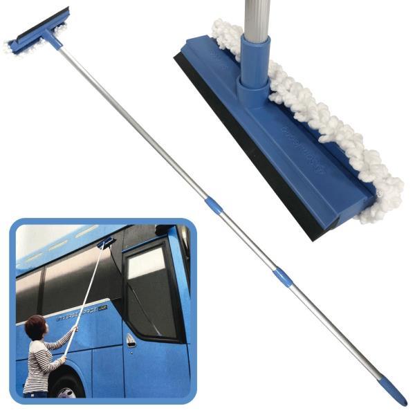 삼정 수퍼 3단 유리창닦이(2M) 유리청소 길이조절봉