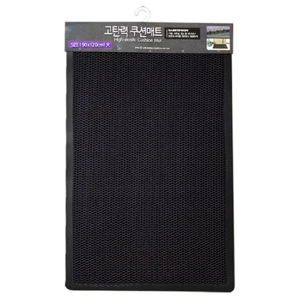 삼정 고탄력 쿠션매트대 90x120cm현관매트 신발매트