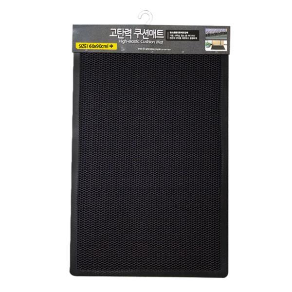 삼정 고탄력 쿠션매트중 60x90cm 현관매트 신발매트