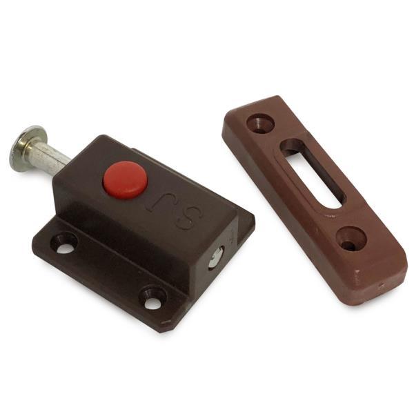BOBO 랏찌(밤색) 랏지 장아다리 서랍 장농 잠금장치