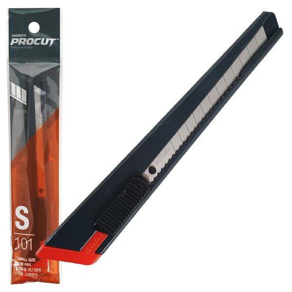 도루코 S101 커터기 9mm 소형 커터칼 컷터 사무용칼