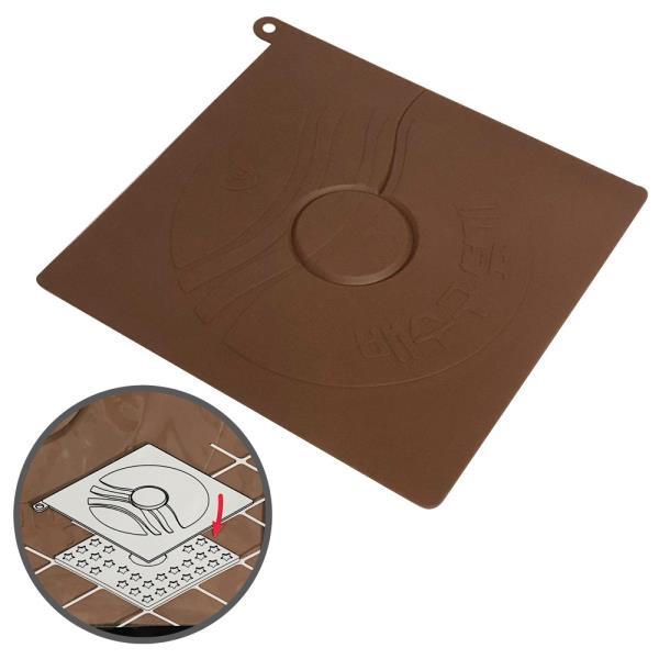 하니 배수구 사각덮개(특대) 냄새차단 세탁기배수관