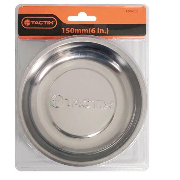 TACTIX 자석접시150mm (386203) 6in 원형1구 부품그릇