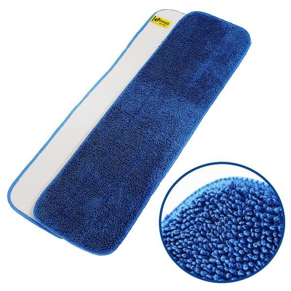 그린피아 극세사 밀대패드 리필2p 43x13 걸레 청소포