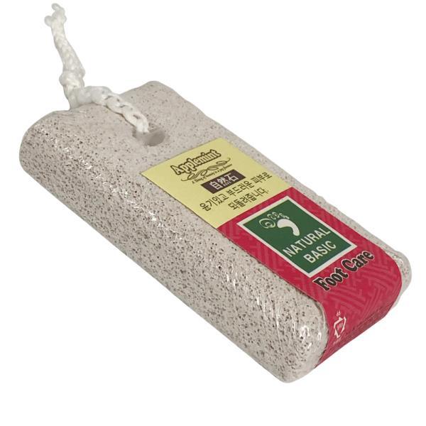 홈아트 사각 돌 발밀이(소) 사각경석 각질제거 굳은살