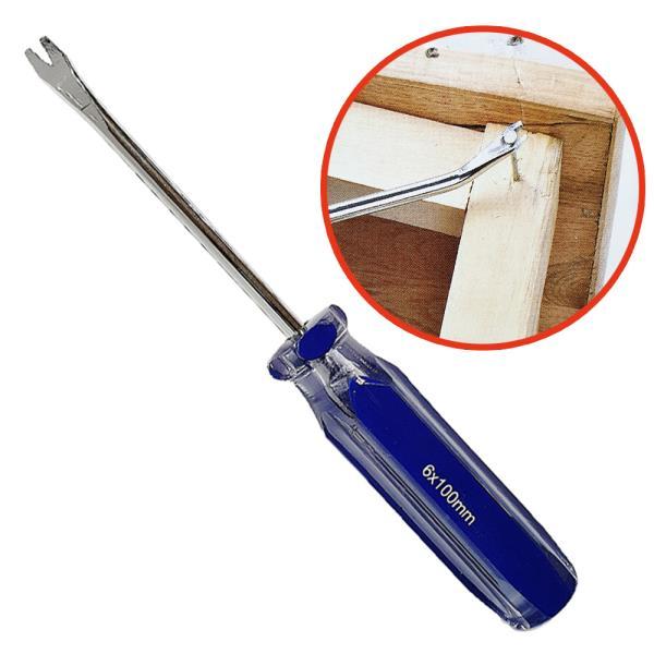 벨류 핀셔 드라이버(60004) 못 압정 내장클립 제거