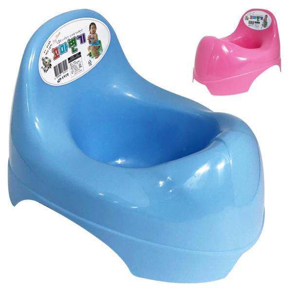 홍덕 꼬마변기(HD141) 유아변기 배변훈련 대소변 휴대