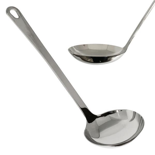 키친프리 스텐(국자2호) 업소용국자 찌개국자 주방