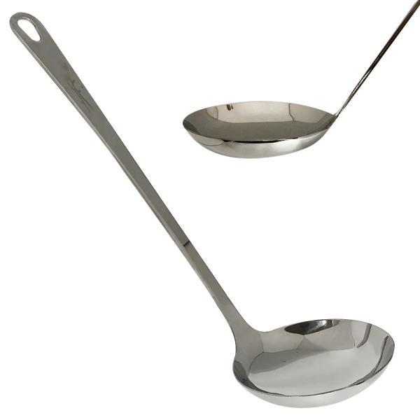 키친프리 스텐(국자5호) 업소용국자 찌개국자 주방