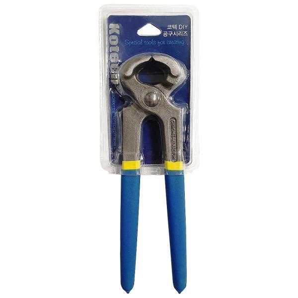 코텍 옥집게(K-994) 방울집게 못빼기 구두 수선 작업
