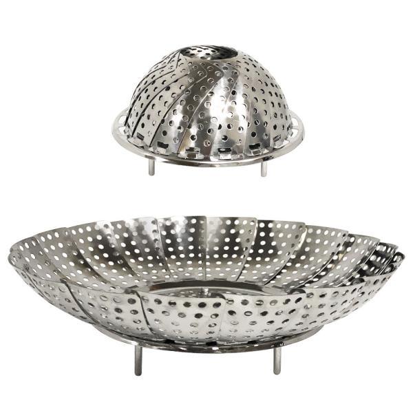 한국금속 찜기(대) 스텐찜기 찜받침 찜솥 삼발이 원형