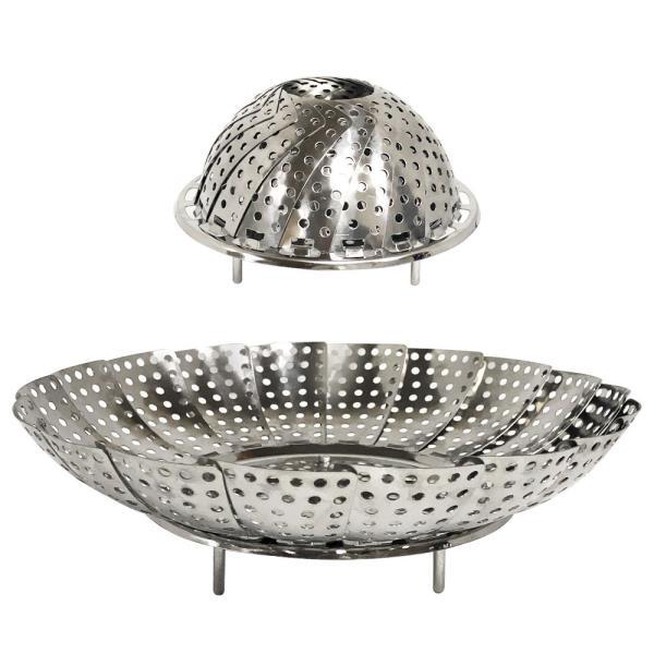 한국금속 찜기(소) 스텐찜기 찜받침 찜솥 삼발이 원형