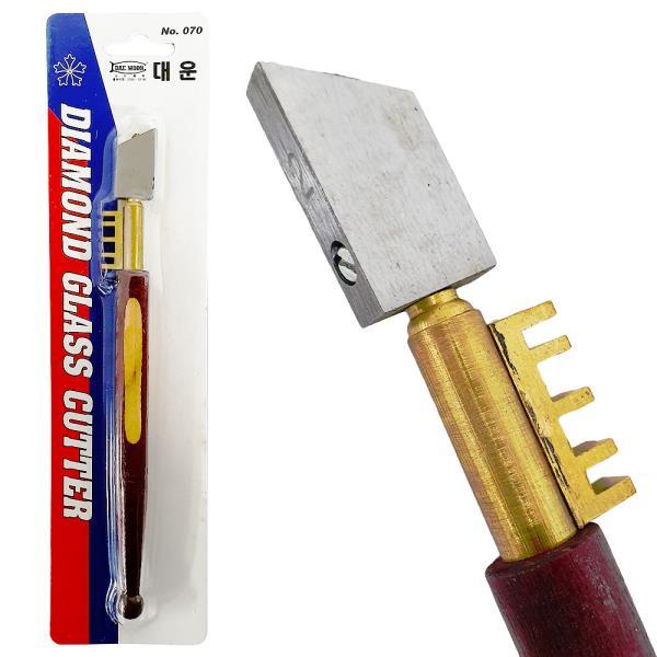 대운 유리칼(No.070) 유리 커터기 컷터 절단 캇타