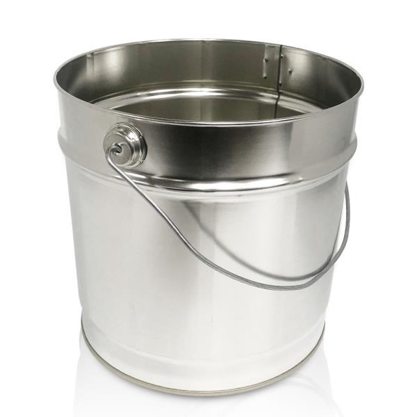 페인트 깡통(4L) 공캔 공깡 양철통 사이깡 페인트통