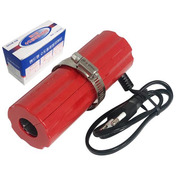 세기 (밴드형)수도동파방지히터 밴드형열선 220V 15W