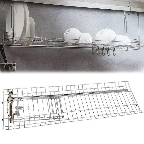 스토피아 싱크선반800 (벽겸용) 식기건조 주방행거