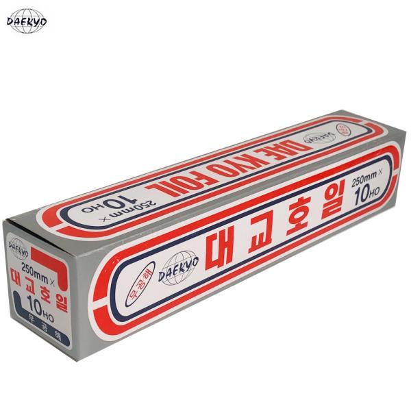대교호일 250mm x 10Ho(3M) 쿠킹호일 은박 알루미늄