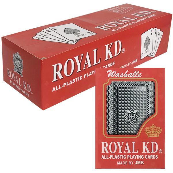 ROYAL 로얄카드 x1박스(12개) 플레잉카드 트럼프 포커