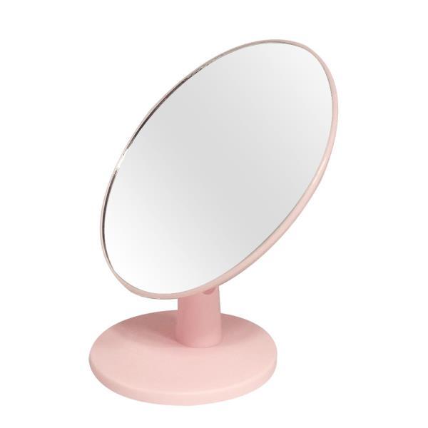 지구경 세븐스타 지구경 소 15cm 원형 스탠드거울 탁상거울