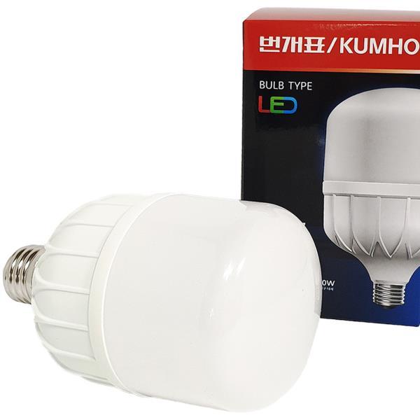 번개표 벌브 LED램프 20W LED전구 백열전구 대체 조명