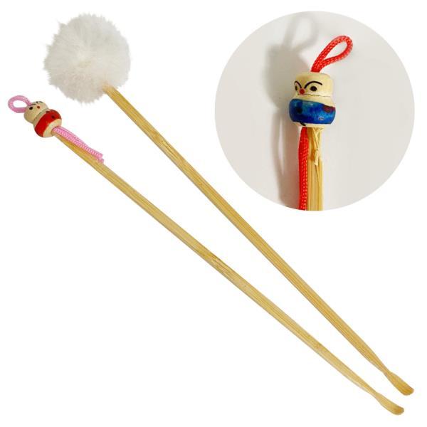 f썬플라워 대나무 귀이개세트(2p) 0767 귀후비개 뽀송