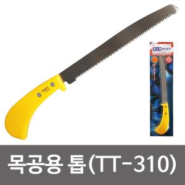 타바타 목공용 톱(TT-310) 목공톱 석고보드 목재 합판