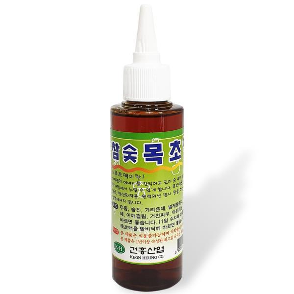 R건흥 참숯목초액 110ml 국산 숙성 목초원액 발관리