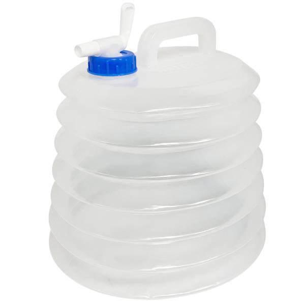 삼정 하마 사각 자바라 물통(3호 10L)약수물통 접이식