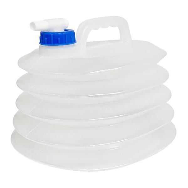 삼정 하마 사각 자바라 물통(2호 5L) 약수물통 접이식