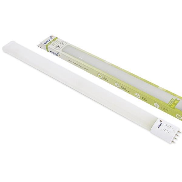 OREX ALL OK 호환형 LED램프(25W 주광색)1146 일자등