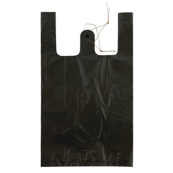 T1호 검정 비닐봉지200매 비닐봉투 시장봉지 마트봉지