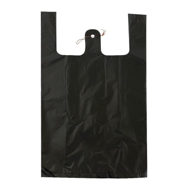 T2호 검정 비닐봉지200매 비닐봉투 시장봉지 마트봉지