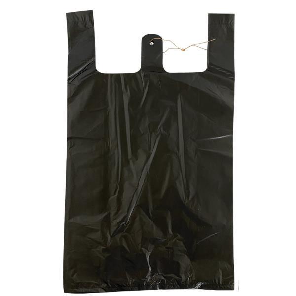 T3호 검정 비닐봉지100매 비닐봉투 시장봉지 마트봉지