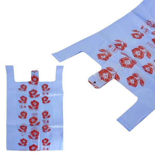 비닐봉지 T이불봉투50매 청유백5호 이불봉지 대량포장 큰비닐