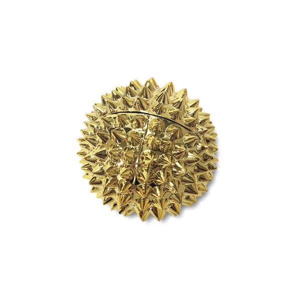 황금 (자석 소3.6) 혈침기 손지압기 손바닥 마사지볼