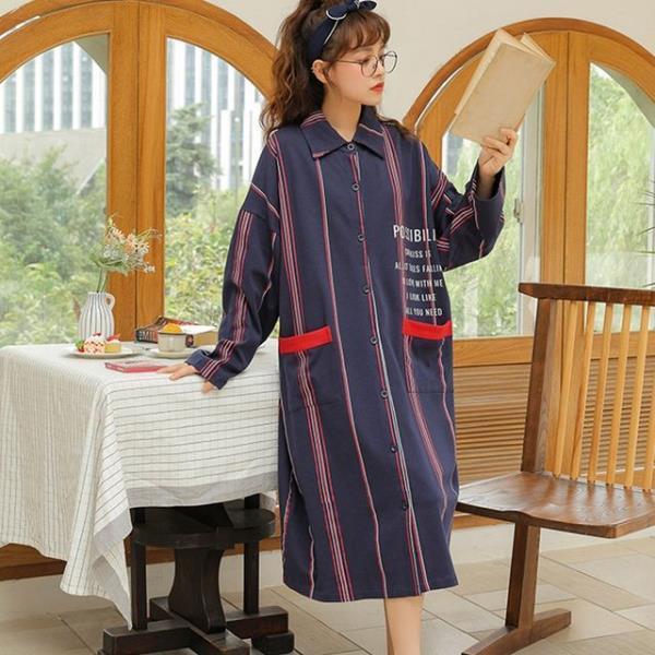 고씨네 줄무늬잠옷 홈웨어 이너웨어 여성잠옷